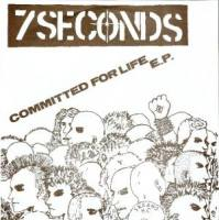 Committed For Life de 7 Seconds - Hardcore