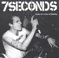 Guilty of a Crime of Thinking de 7 Seconds - Hardcore