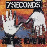 Soulforce Revolution de 7 Seconds - Hardcore