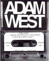 Three-song Demo Cassette Tape de Adam West - Punk-Rock
