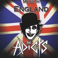 Made In England de Adicts - Punk-Rock