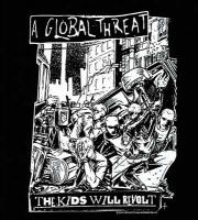 The Kids Will Revolt Against All Authority de A Global Threat - Street Punk / Oï
