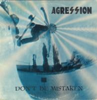 Don't Be Mistaken de Agression - Punk-Hardcore