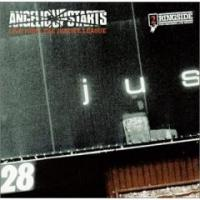 Live from the Justice League de Angelic Upstarts - Street Punk / Oï