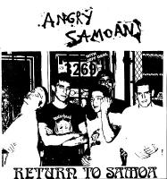 Return to Samoa de Angry Samoans - Punk-Rock