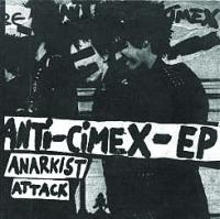 Anarkist Attack de Anti-Cimex - Punk-Hardcore