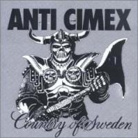 Absolut Country Of Sweden de Anti-Cimex - Punk-Hardcore