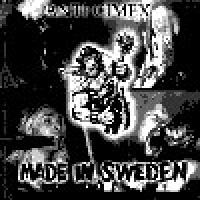 Made In Sweden de Anti-Cimex - Punk-Hardcore
