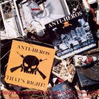 That's Right! - Don't Tread On Me de Anti-Heros - Street Punk / Oï