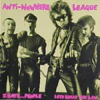 Anti-Nowhere League de Anti-Nowhere League - Punk-Rock