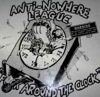 Fuck Around The Clock de Anti-Nowhere League - Punk-Rock