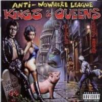 Kings and Queens de Anti-Nowhere League - Punk-Hardcore