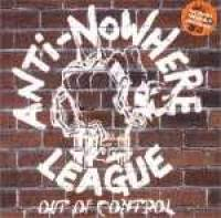 Out of Control de Anti-Nowhere League - Punk-Rock