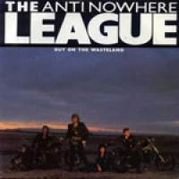 Out On The Wasteland de Anti-Nowhere League - Punk-Rock