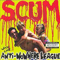 Scum de Anti-Nowhere League - Punk-Rock