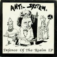 Defence of the Realm de Anti System - Street Punk / Oï