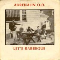 Let's Barbeque de Adrenalin O.D. - Punk-Hardcore
