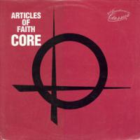 Core de Articles of Faith - Hardcore