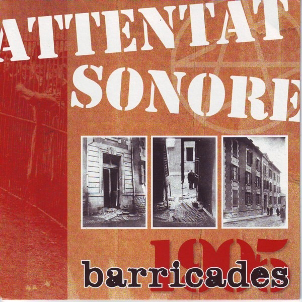 Barricades 1905 de Attentat Sonore - Punk-Rock
