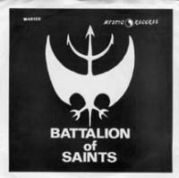 Second Coming EP de Battalion Of Saints - Hardcore