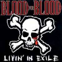 Livin' in Exile de Blood for Blood - Hardcore