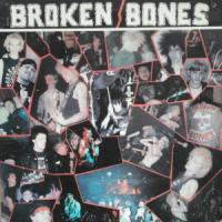 Never Say Die de Broken Bones - Punk-Hardcore