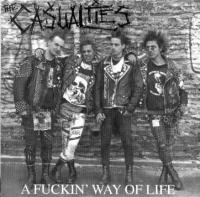 Fuckin' Way of Life de Casualties - Street Punk / Oï