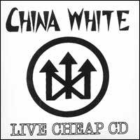 Live Cheap de China White - Punk-Hardcore