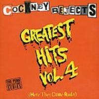Greatest Hits Volume 4 de Cockney Rejects - Street Punk / Oï