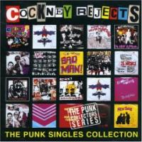 Punk Singles Collection de Cockney Rejects - Street Punk / Oï