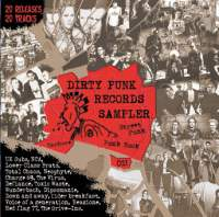 Dirty Punk Records Sampler - Compiltation/Split