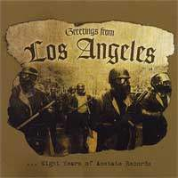 Greetings From Los Angeles - Compiltation/Split
