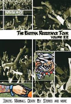 The Eastpack Resistance Tour - Volume 2 - Compiltation/Split