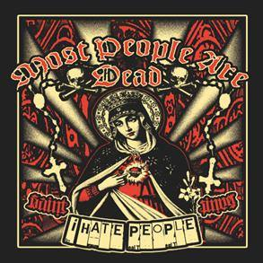 Most People Are Dead Vol.1 - Compiltation/Split