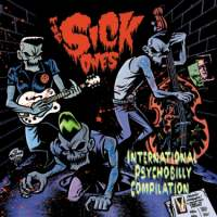 The Sick Ones volume 1, International Psychobilly compilations - Compiltation/Split