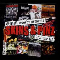 Skins And Pinz Volume III - Compiltation/Split