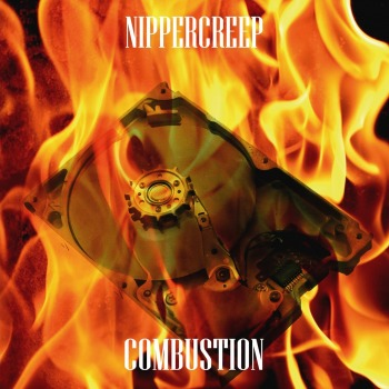 Combustion de Nippercreep - Punk-Hardcore