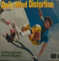 Chronique de Less School, More Skate de Daily Mind Distortion