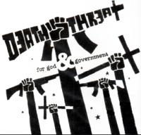 For God and Government de Death Threat - Hardcore