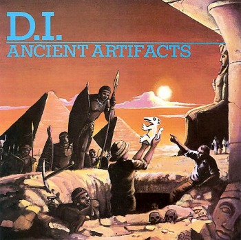 Ancient Artifacts de DI - Punk-Hardcore