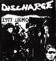 1977 Demo de Discharge - Hardcore