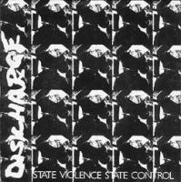 State Violence, State Control de Discharge - Hardcore