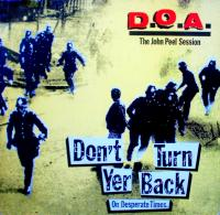 Don't Turn Yer Back (On Desperate Times) de D.O.A. - Hardcore