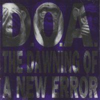 The Dawning of a New Error de D.O.A. - Punk-Hardcore