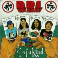 Four of a Kind de D.R.I. - Punk-Hardcore