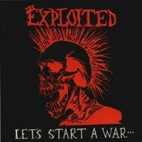 Let's Start a War... Said Maggie One Day de Exploited - Punk-Rock