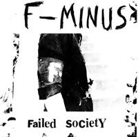 Failed Society de F-Minus - Hardcore