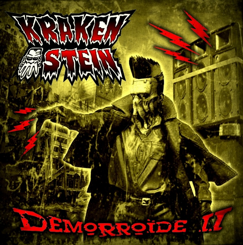 demorroide 2 de Krakenstein - Punk-Rock