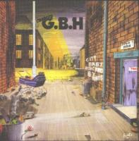 City Baby Attacked By Rats de GBH - Street Punk / Oï