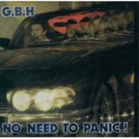 No Need to Panic de GBH - Street Punk / Oï